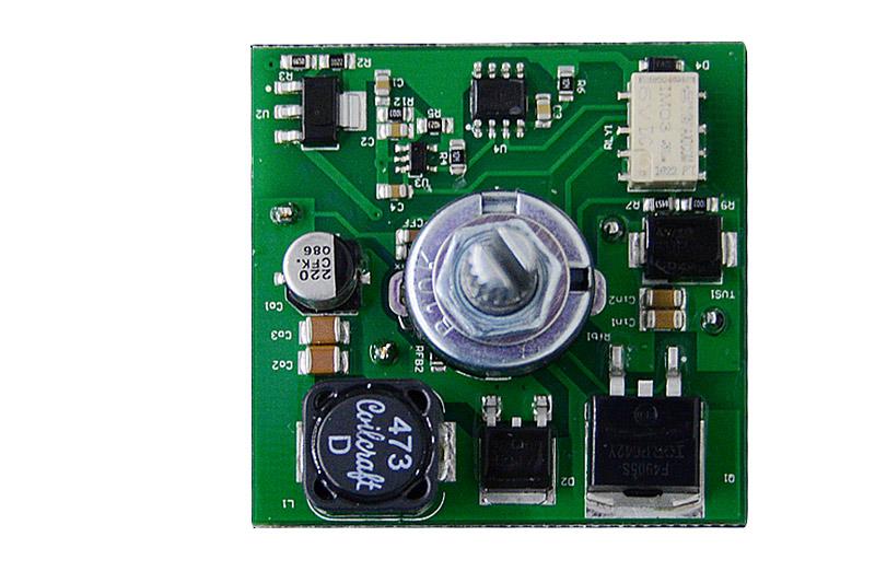 靖邦为希尔思仪表汽车电子设备长期提供SMT贴片服务