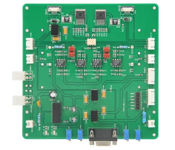 大众汽车空调 汽车BCM控制板pcba