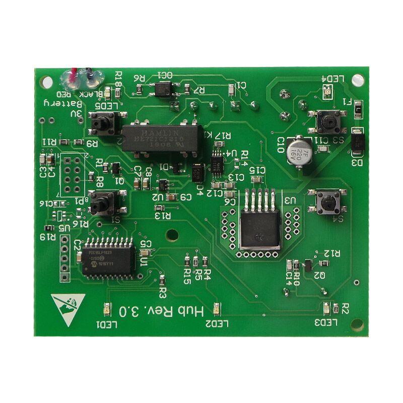 燃气表远传的主板PCBA