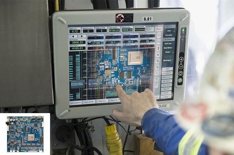 靖邦为视觉动力提供PCBA加工一站式服务