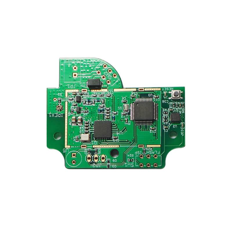 SMT贴片BGA焊盘下PCB次表层树脂开裂