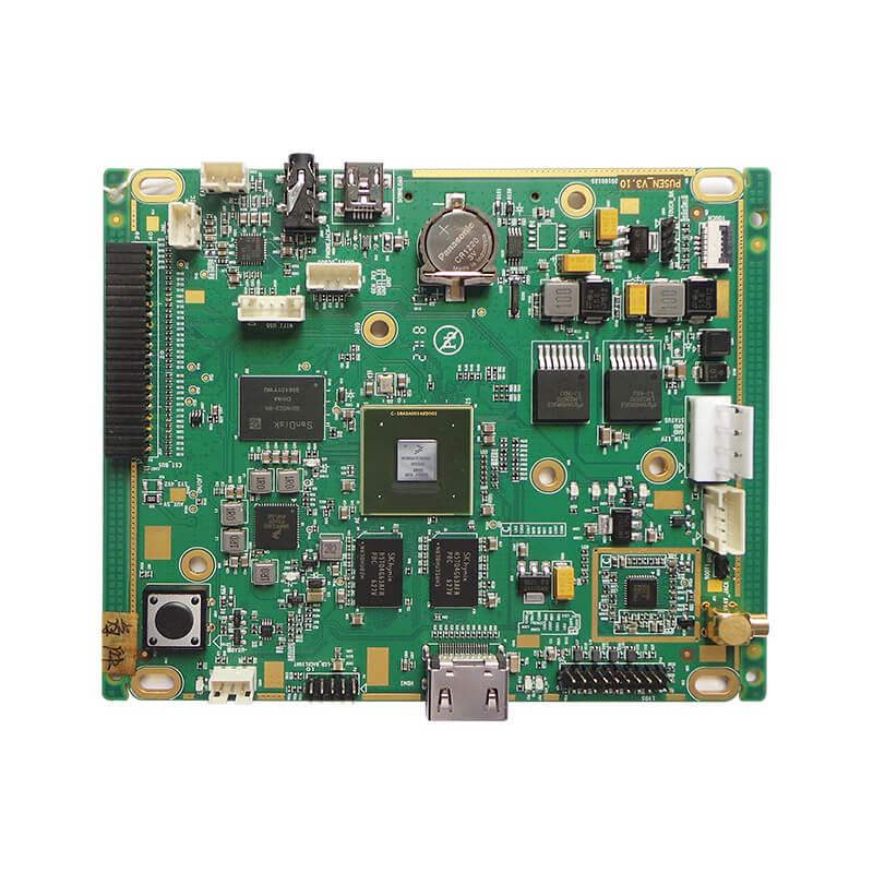 X-RAY在电子PCBA加工中的运用