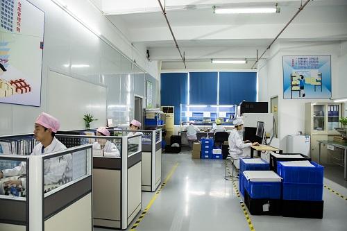 靖邦PCBA生产车间现场5S管理制度