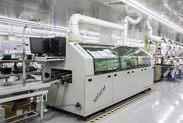 SMT设备波峰焊预热系统的作用