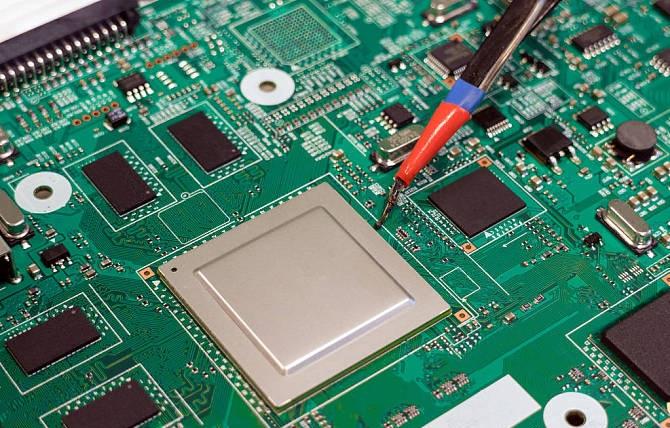 pcb组装后组件检测