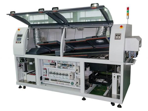 波峰焊机的主要技术参数