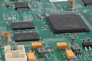 smt加工靖邦电子一天的产能是多少?