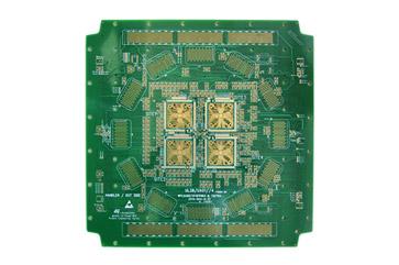 化学镍金板2   PCB电路板