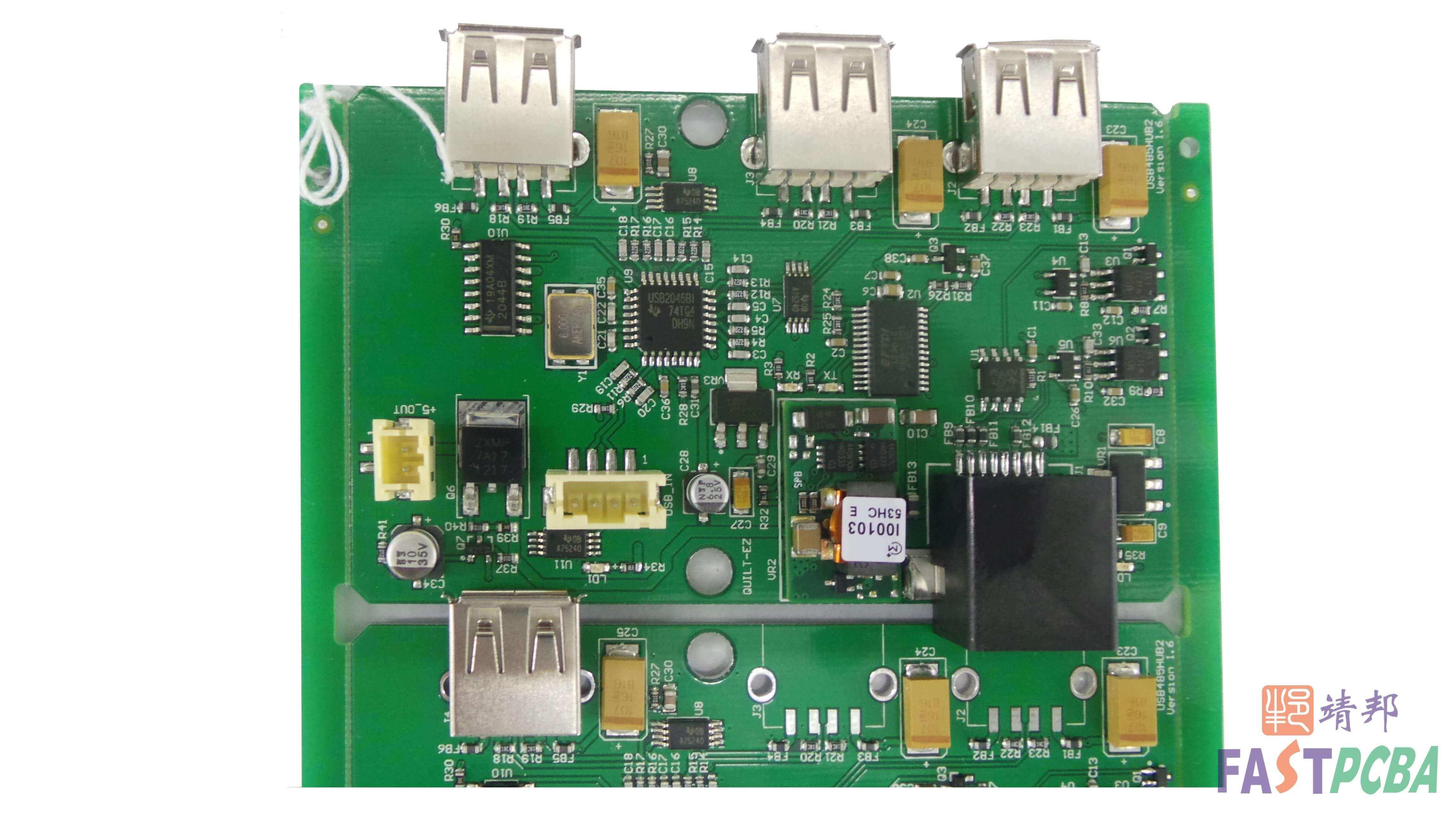 机器人线路板PCBA