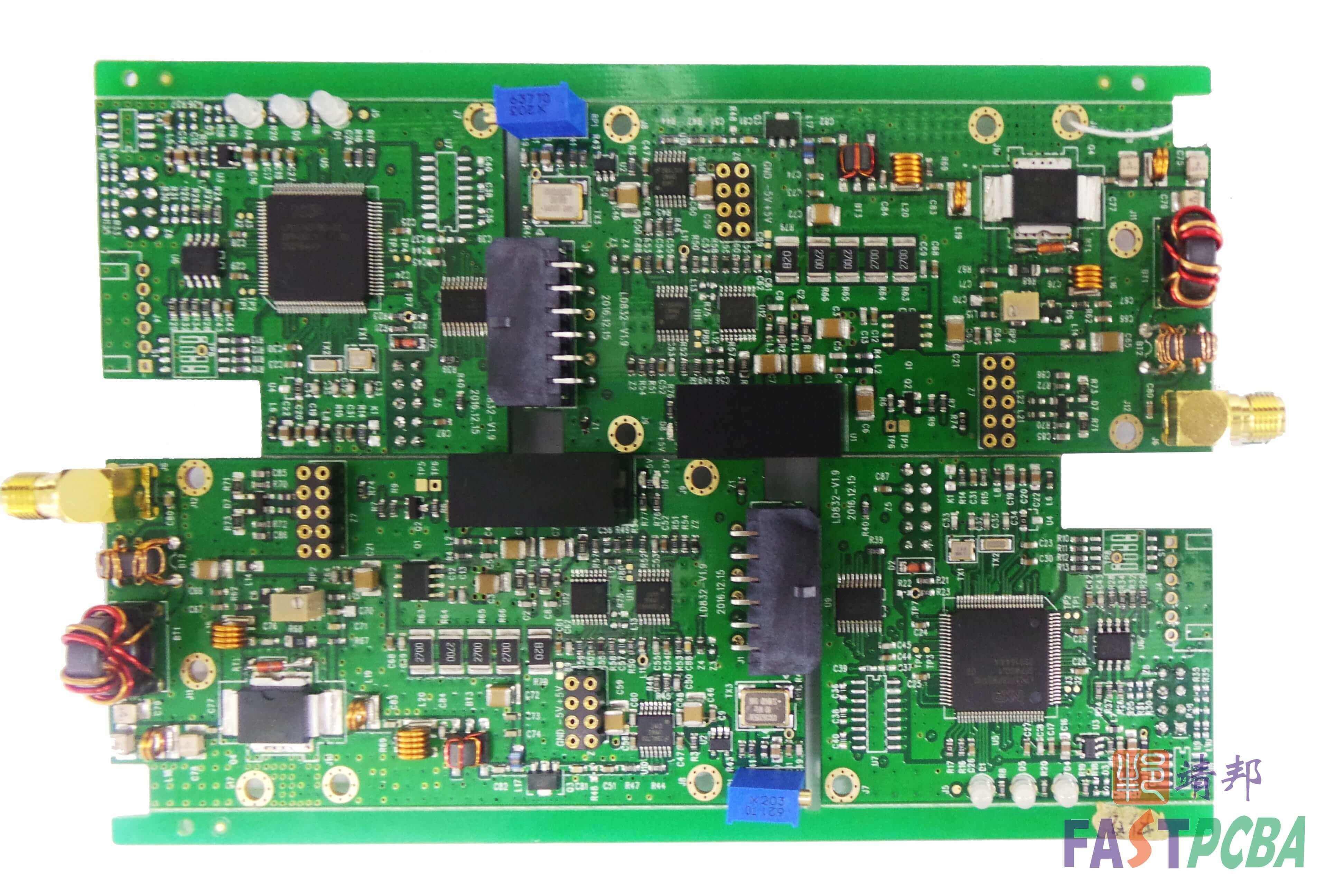 军工高频板PCBA