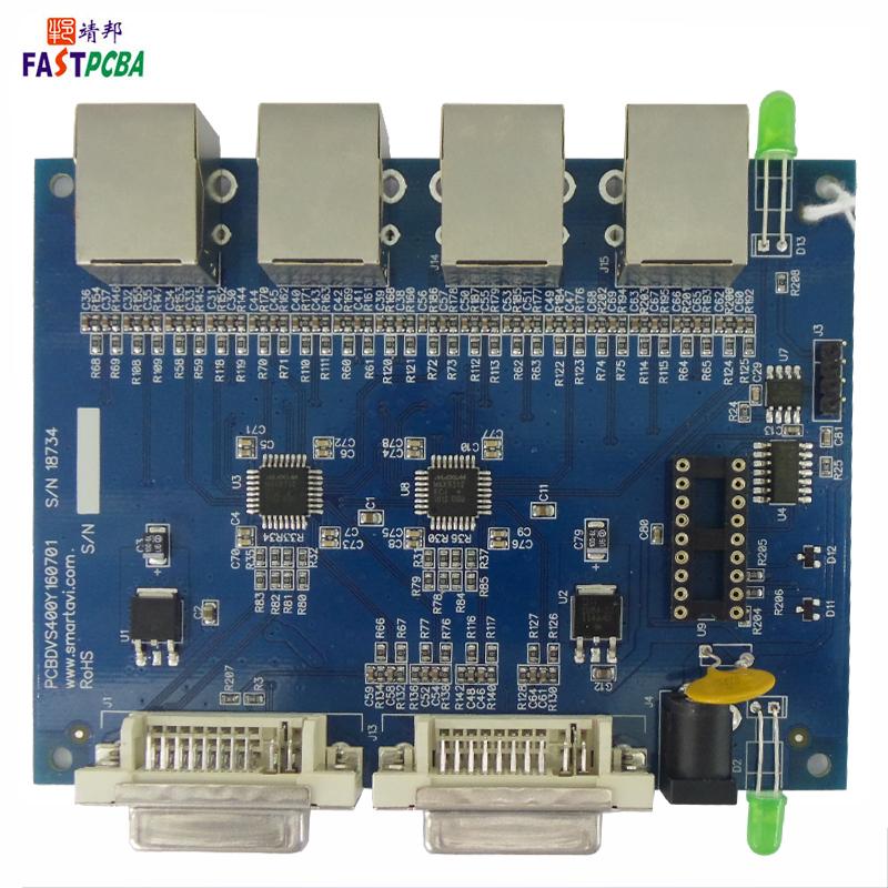 军工高频PCBA加工板3