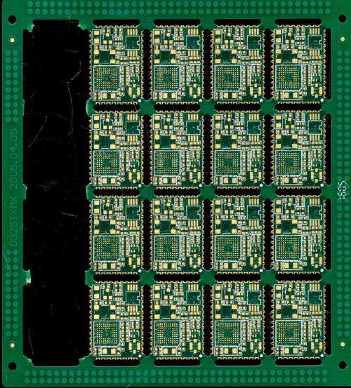 混合介质层线路板第3款