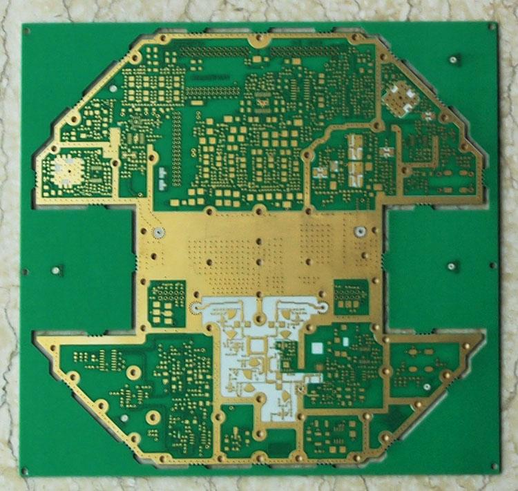 军工高频板PCBA加工6