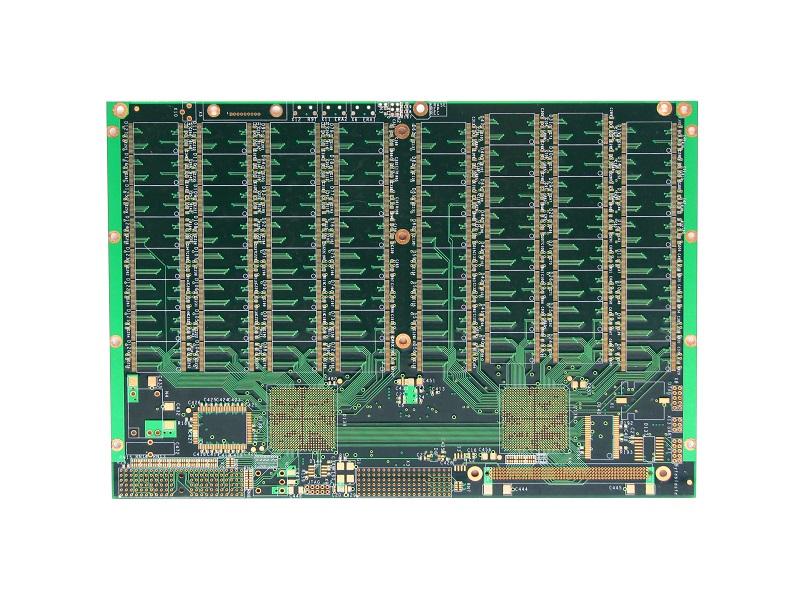 军工高频板SMT贴片加工7