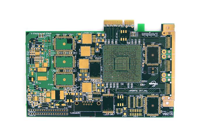 军工高频板SMT贴片8