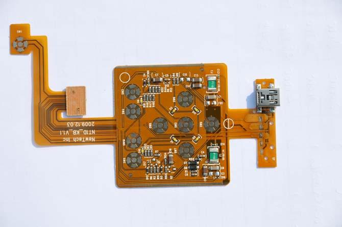 柔性线路板pcb制作5