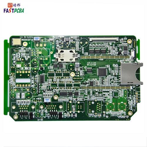 数字通讯PCBA板