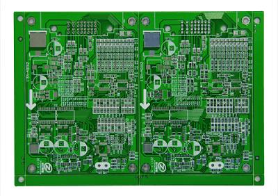 轨道控制主板开发板PCB