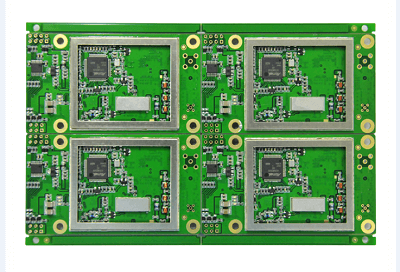 FPGA开发板pcb线路板
