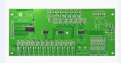 路灯控制器PCB线路板