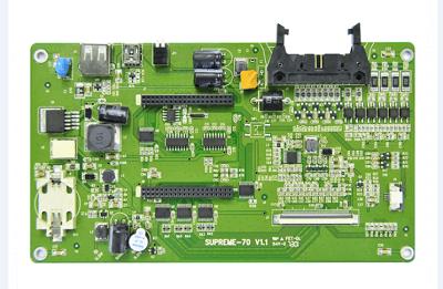 工业传感器PCB线路板