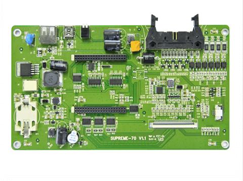 新能源汽车电池管理系统(BMS)PCBA