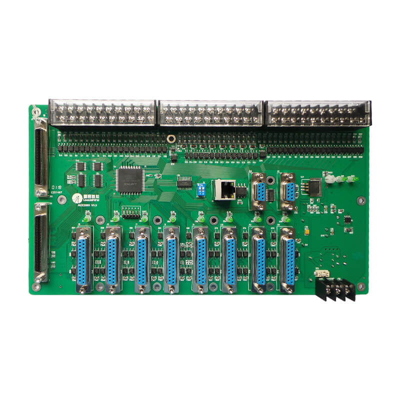 变频器控制板pcb线路板