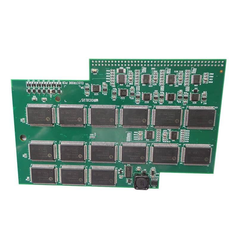 工业控制的PCBA加工