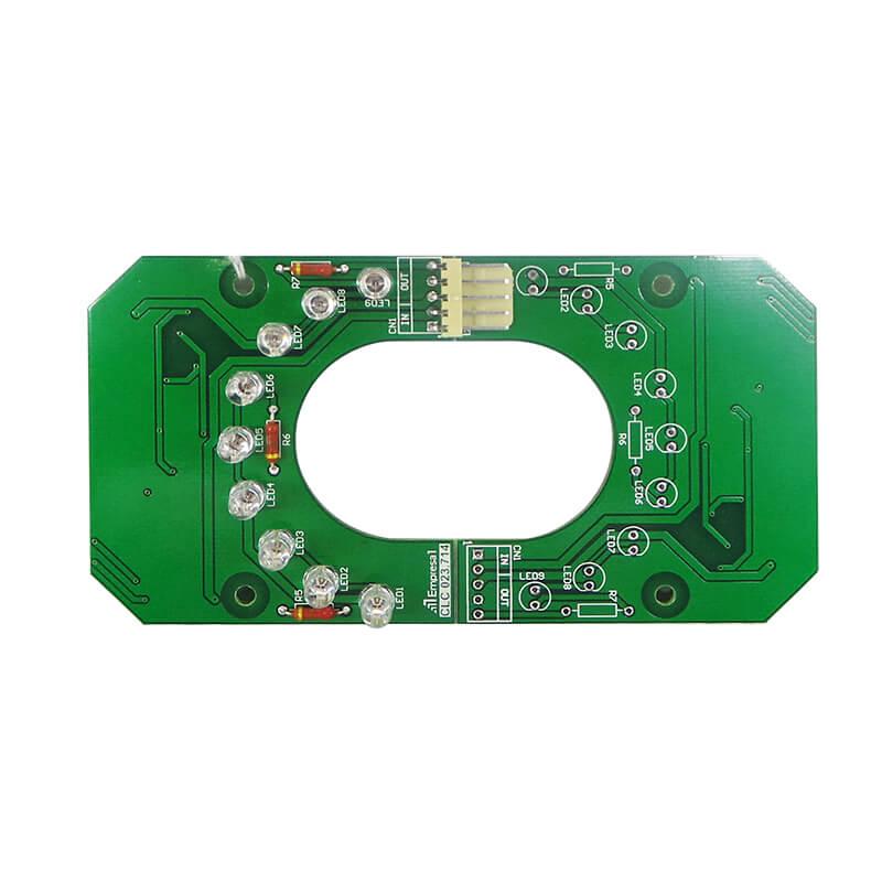 汽车导航仪的pcb线路板