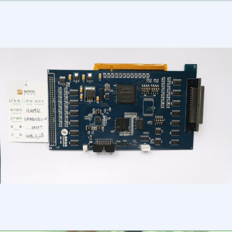 RFD 系列射频刀 PCBA电路板主板样品图