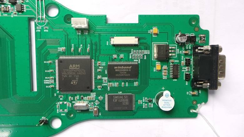 医疗温湿度计 线路板pcba贴片加工