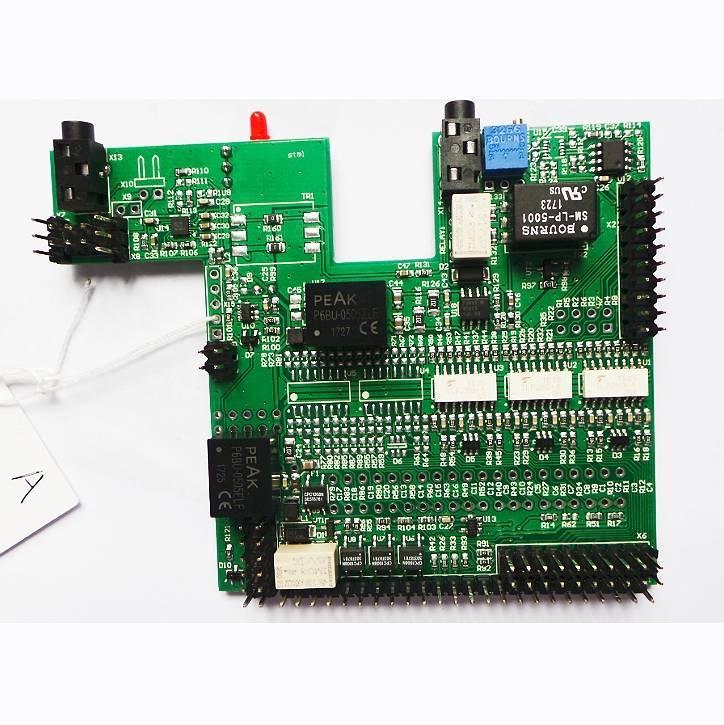 服务器主机控制板SMT贴片加工