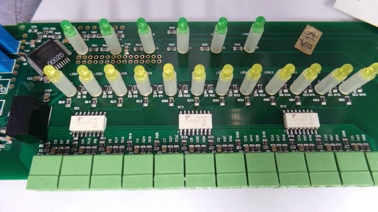 导航模块pcb线路板
