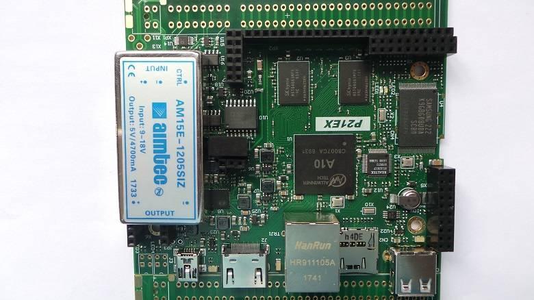 光电探测器控制板pcba加工