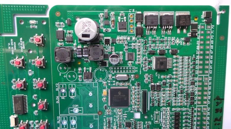 半导体检测设备pcb线路板主板
