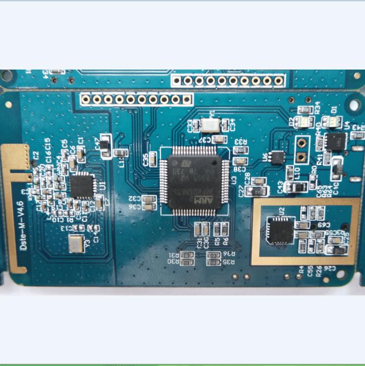 2G通讯模块控制板SMT贴片加工