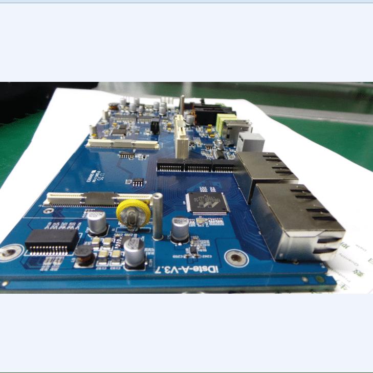 空调控制器主板pcba加工