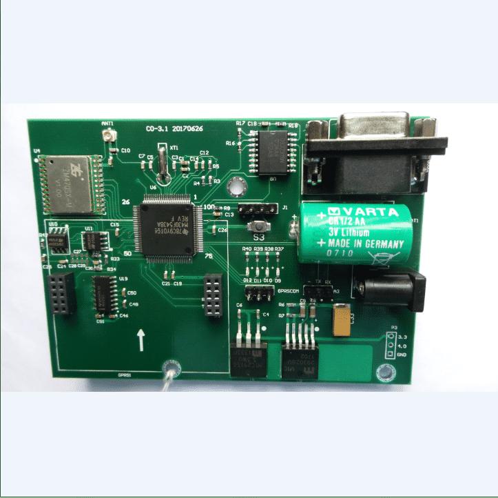 光通讯设备主板PCBA加工