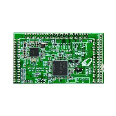 工业控制系统SMT贴片加工线路板
