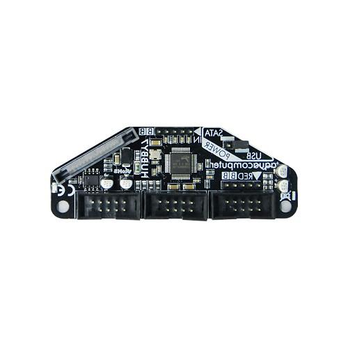 工业控制类pcb线路板主板图