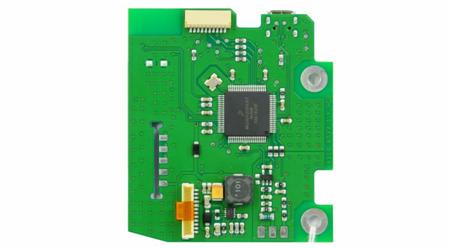 工业控制板(流量计)方案专用PCB板