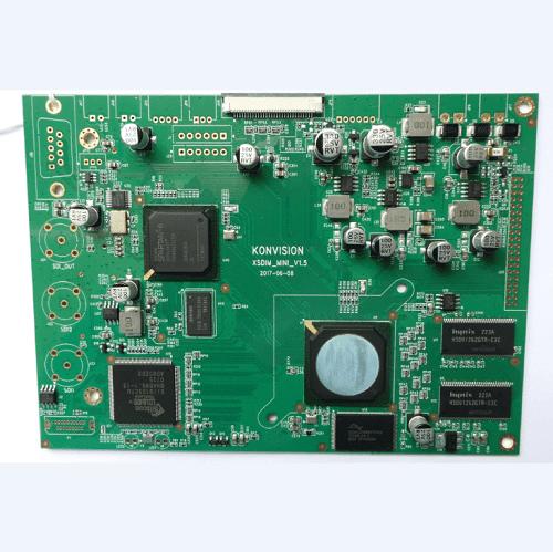 安防控制板SMT贴片加工