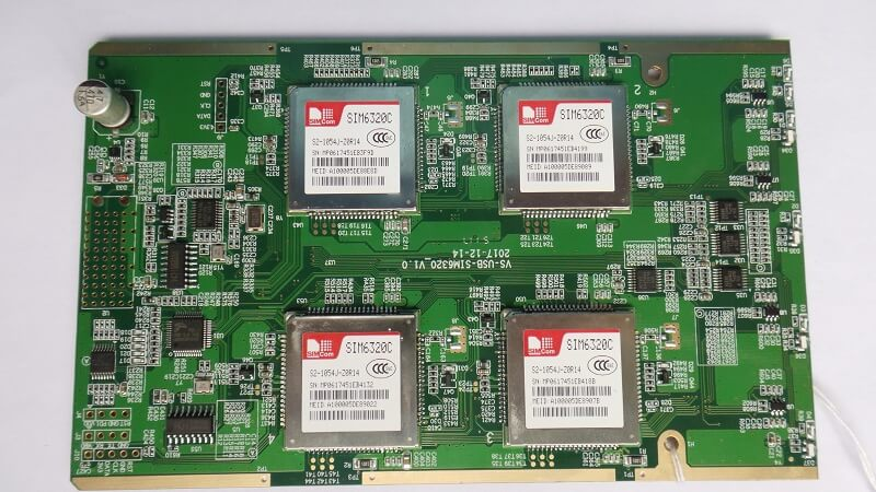 SMT贴片加工 妇科治疗系统PCB板定制工厂