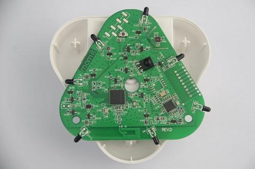 控制板温控器PCBA加工主板图
