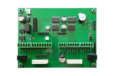 SMT贴片加工智能电机控制系统