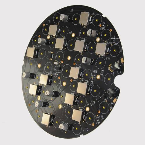 SMT贴片加工LED强光越野车灯