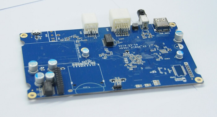 SMT贴片加工智能电力仪表