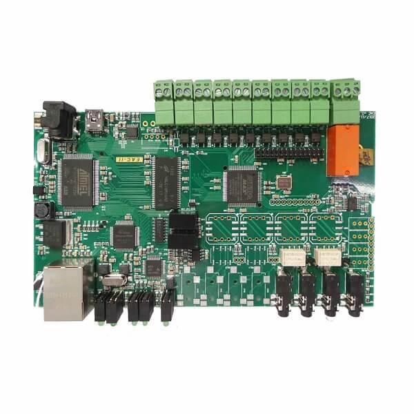 SMT贴片加工数字心电图电路板