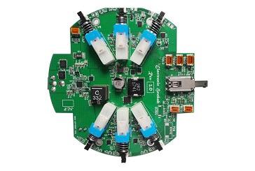 SMT贴片加工肺功能检测仪