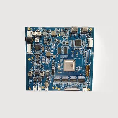 自动人体测温安检门SMT贴片加工
